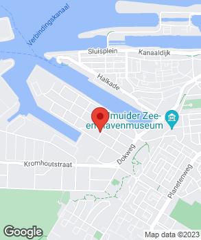 Locatie Garagebedrijf Koks B.V. op kaart