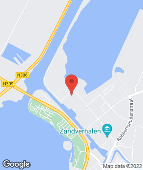 Locatie Automarc op kaart