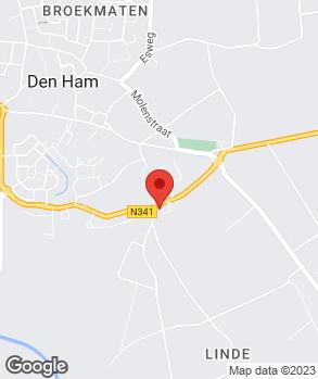 Locatie Hr Auto's op kaart