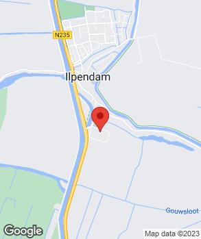 Locatie Autobedrijf Jan Wals op kaart