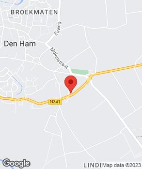 Locatie Autobedrijf Laarman op kaart