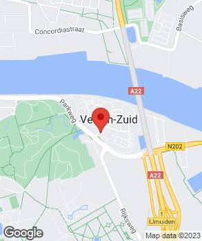 Locatie Autobedrijf Schweitzer B.V. op kaart