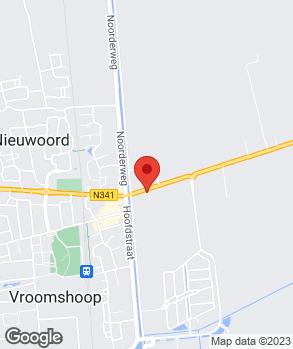 Locatie Autobedrijf Webbink op kaart