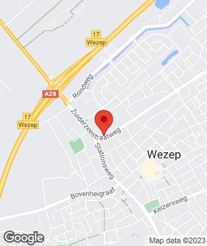 Locatie Autobedrijf Andre Boer op kaart