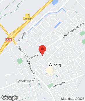 Locatie Klaaysen Auto's BV op kaart