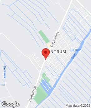 Locatie Garage Dunnebier B.V. op kaart