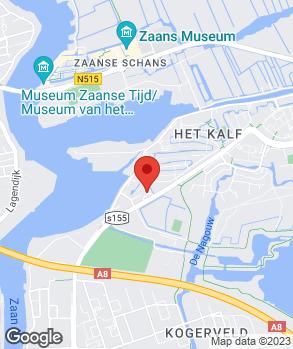 Locatie Automobielbedrijf Maaral B.V. op kaart