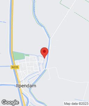 Locatie Handelsonderneming D. de G. op kaart
