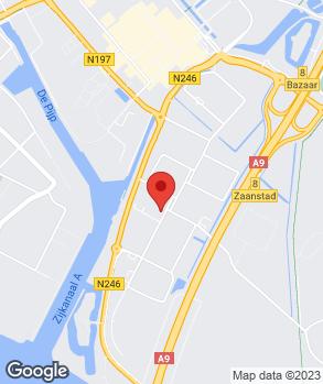 Locatie Boudesteijn Bedrijfswagens B.V. op kaart