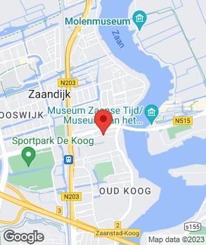 Locatie Garage Viljo van Splunteren op kaart