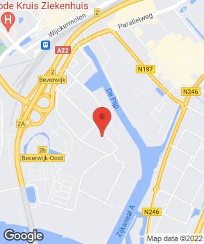 Locatie Gomes Noord-Holland B.V. op kaart