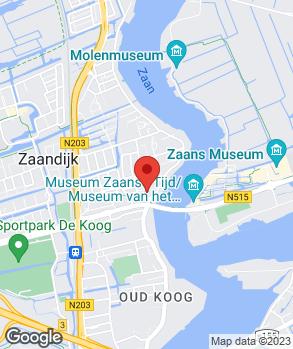 Locatie Autobedrijf Jan Schenk op kaart