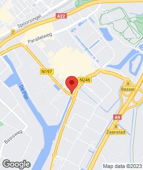 Locatie Automobielbedrijf Wijk aan Zee B.V. op kaart