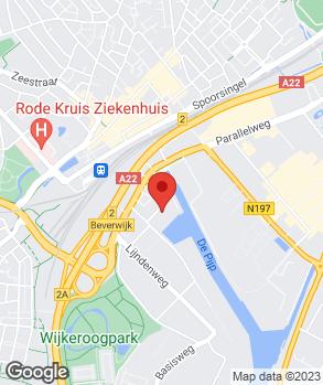 Locatie Dudeco Dienstverlening op kaart