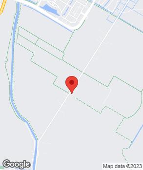 Locatie West Way Projection-Letter op kaart