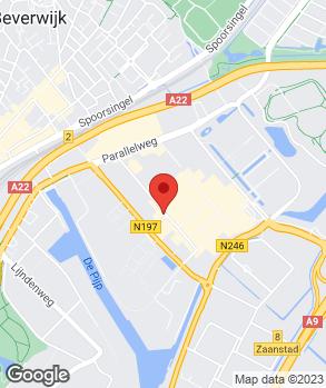 Locatie Autobedrijf Garage Balkan op kaart