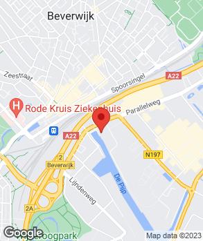 Locatie Gar. Maree Autoherst.inr. en Scheepsrep.bedr. op kaart