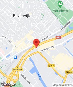 Locatie Ton van Kuijk Kennemerland B.V. op kaart