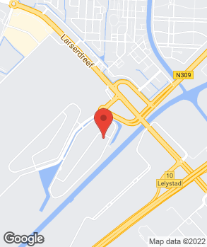Locatie Autobedrijven Dijkstra Lelystad B.V. op kaart