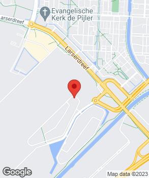 Locatie Garage Vos op kaart