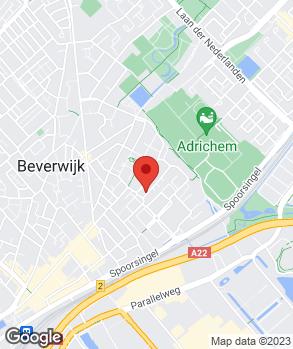 Locatie Autobedrijf Burgering op kaart