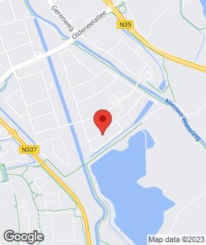 Locatie Autobedrijf Medkar op kaart