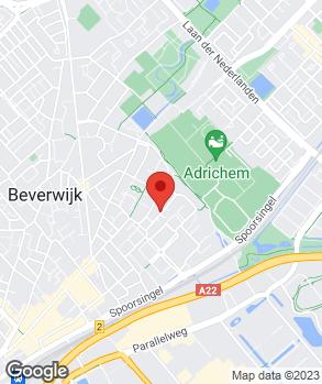 Locatie Garage Wijkeroog op kaart