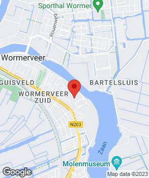 Locatie Autoservice Eric Jongens op kaart
