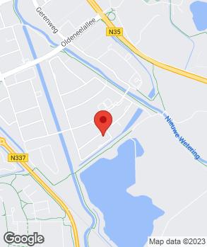 Locatie Autohandel Rabel op kaart