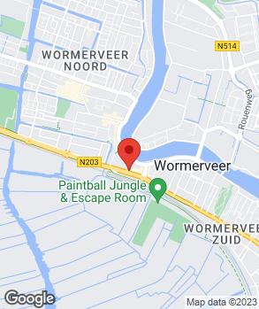 Locatie Autobedrijf Gafaro op kaart