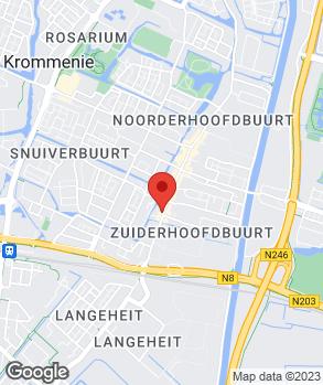 Locatie Autobedrijf Martelhoff B.V. op kaart