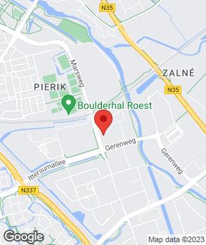 Locatie SAIF Autoservice op kaart