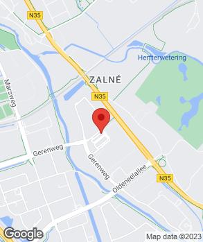 Locatie Autobedrijf 922 op kaart