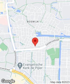Locatie Autorepaircentre Vejon B.V. op kaart