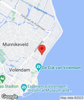 Locatie Garagebedrijf Jonk & Sier B.V. op kaart