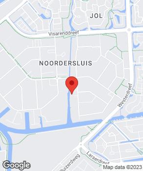 Locatie Frank van der Horst Autoservice op kaart
