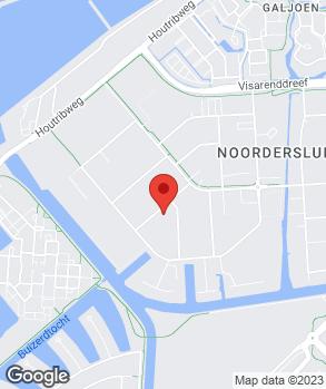 Locatie Handelsonderneming Kuyper op kaart