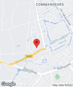 Locatie Vendel & Jansen Auto B.V. op kaart