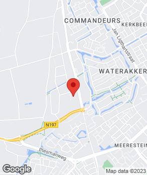 Locatie Garagebedrijf Van Tunen op kaart