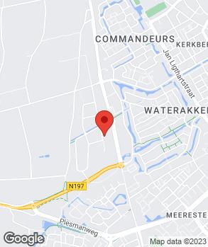 Locatie Autoservice Van de Poel op kaart