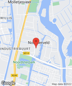 Locatie Knap Onderhoud B.V. op kaart