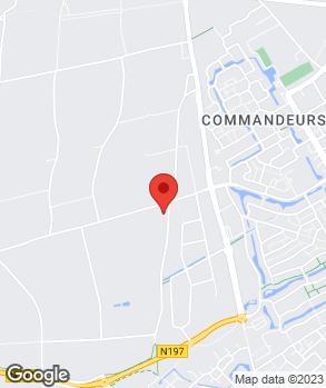 Locatie Automobielbedrijf M.C. Timmer op kaart