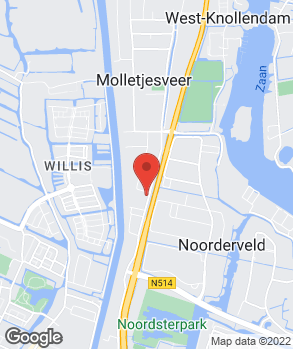 Locatie A-Z Autobedrijf op kaart
