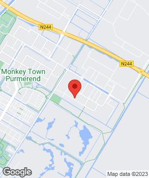 Locatie Auto Robben Bedrijfswagens B.V. op kaart