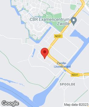 Locatie Autobedrijf Bert Wieten B.V. op kaart