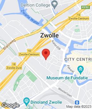 Locatie A. Haverhoek Auto's op kaart