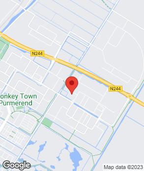 Locatie Van Lieshout Automobielassociatie op kaart