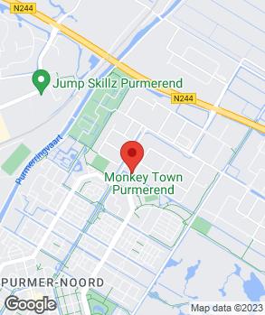 Locatie Autobedrijf Leo de Munnik B.V. op kaart