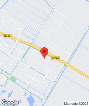 Locatie Autobedrijf Lanting B.V. op kaart