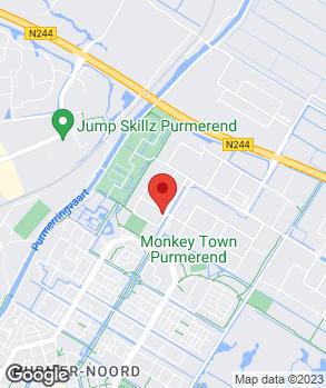 Locatie Automobielbedrijf PeCe Purmerend B.V. op kaart